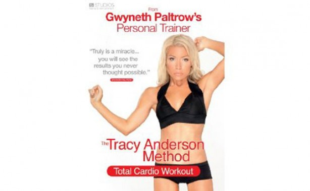 Tracy Anderson - fitness DVD