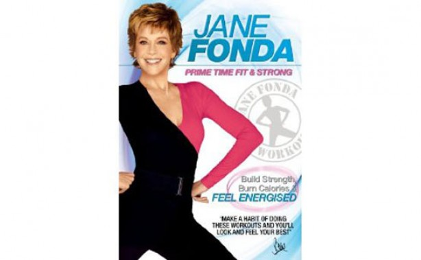 Jane Fonda - fitness DVD