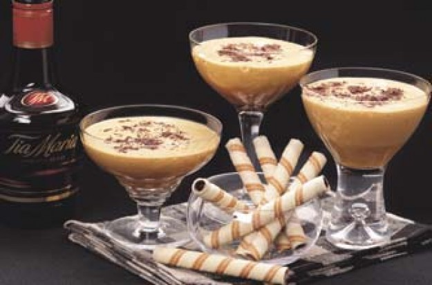 Coffee liqueur zabaglione recipe - goodtoknow