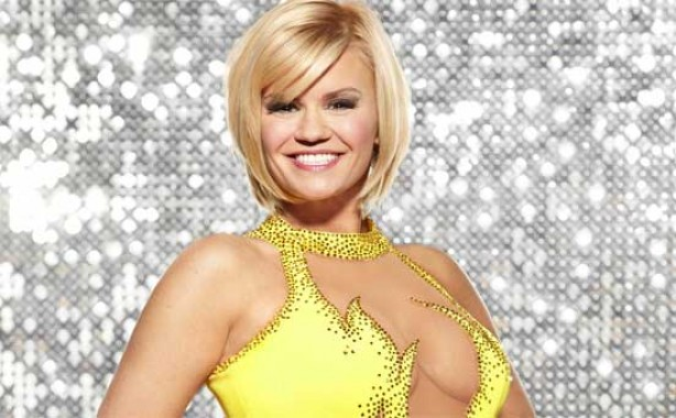 Kerry Katona life in pics: Dancing on Ice