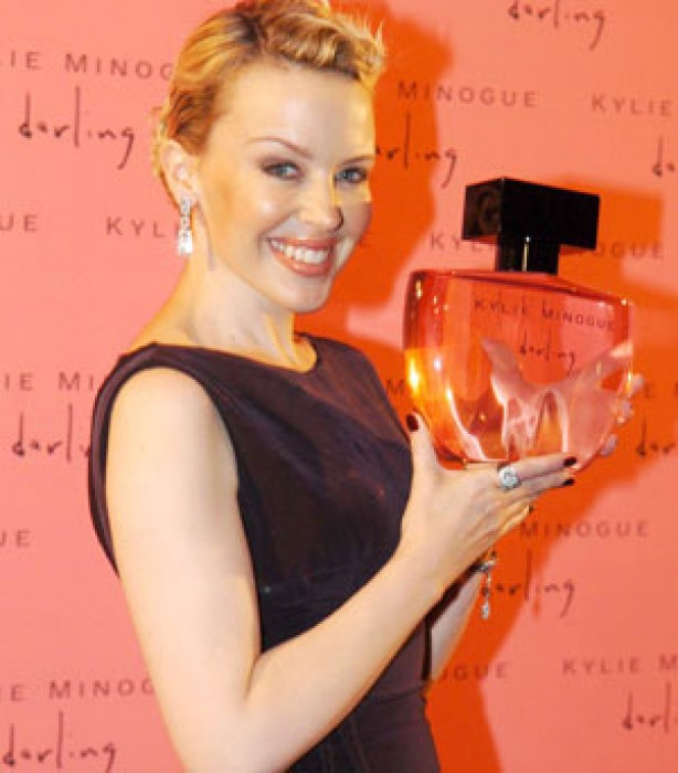 Kylie Minogue through the years: 2006