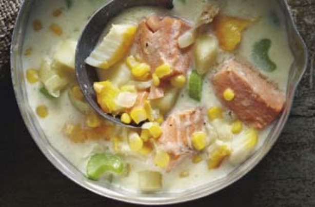32 chunky soup recipes that'll fill you up - Smoked haddock chowder ...