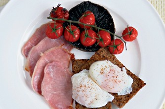 Gordon Ramsay's healthy full english breakfast