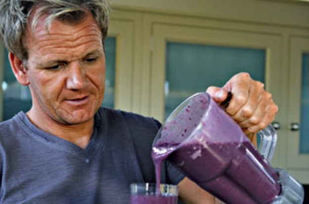 Gordon Ramsay?s guide to healthy eating