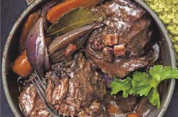 Meat casserole