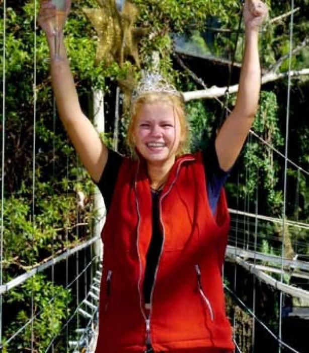 Kerry Katona life in pics: Jungle Queen I'm a Celeb Get Me Outa Here