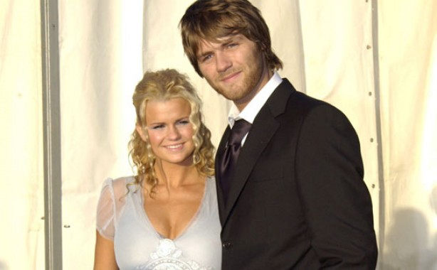 Kerry Katona life in pics: Kerry and Brian split