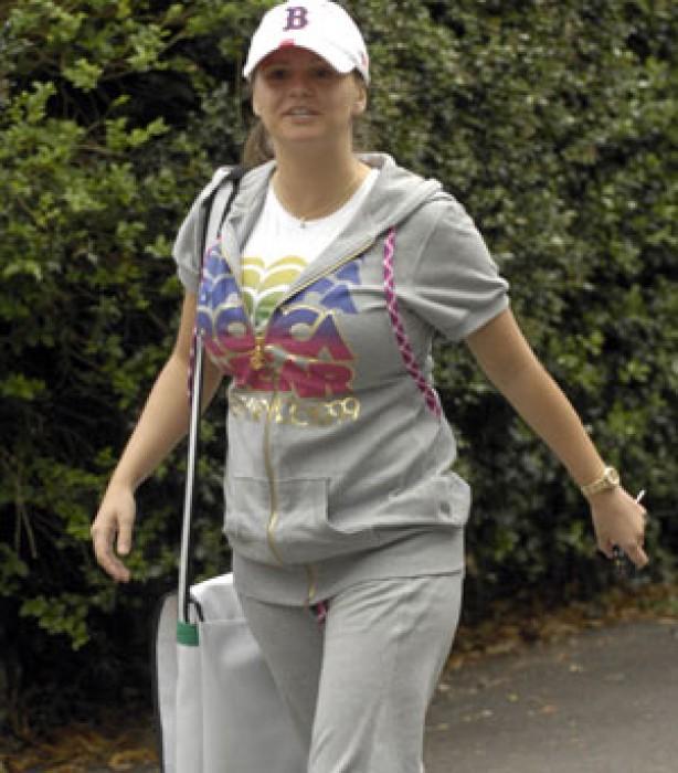 Kerry Katona life in pics: Pregnant with baby no. 4