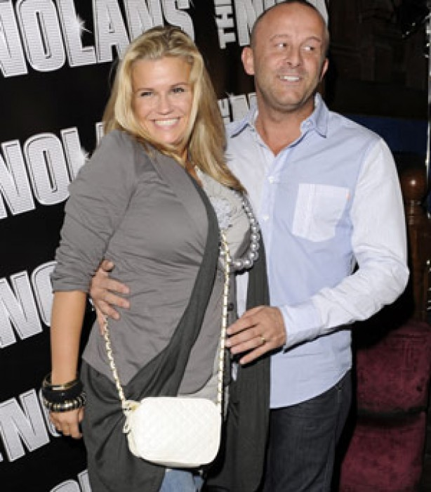 Kerry Katona life in pics: Mark speaks out
