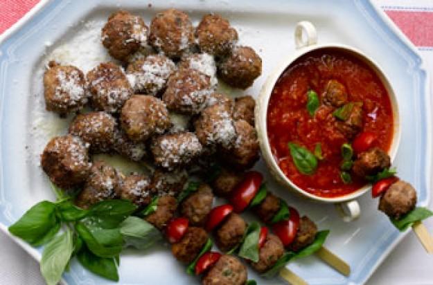 Gennaro Contaldo Pizza Gennaro Contaldo 39 s Meatballs