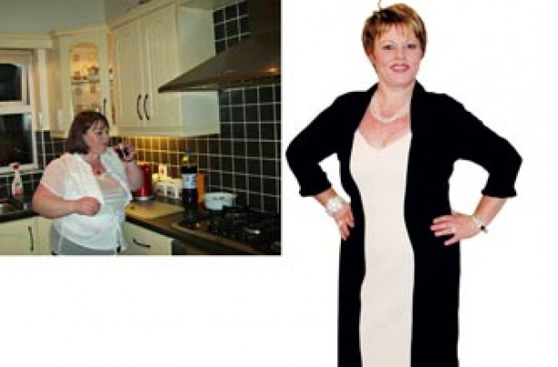 Before and after: Margaret Gallagher