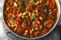 Woman's Weekly Andalusian style chorizo with beans