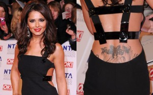 Celebrity tattoos cheryl cole goodtoknow for Cheryl cole tattoo removal