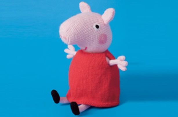 Peppa Pig Knitting Patterns : Free knitting patterns - Knitting pattern: Hello Kitty toy - goodtoknow