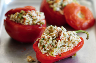 Stuffed pepper recipes