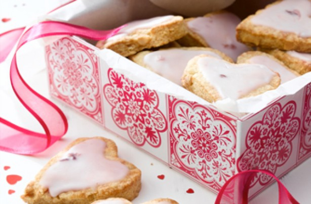 Valentine's food gifts
