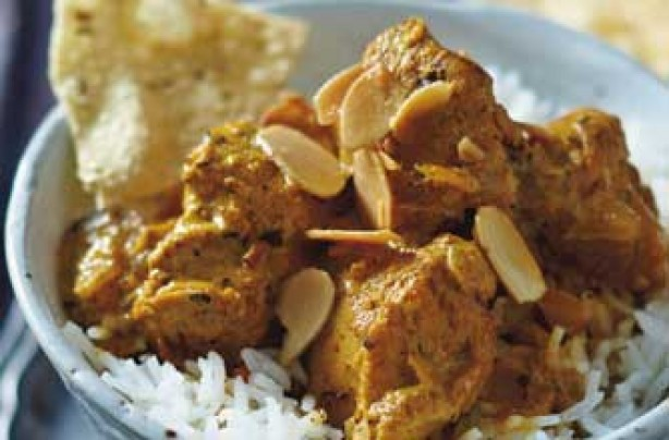 Woman's Weekly Cheat' s chicken korma