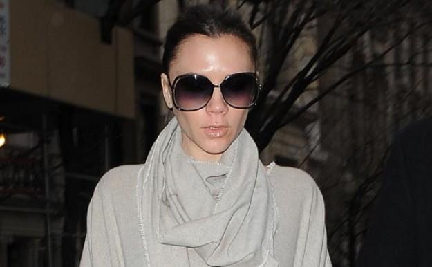 Pregnant celebrities: Victoria Beckham