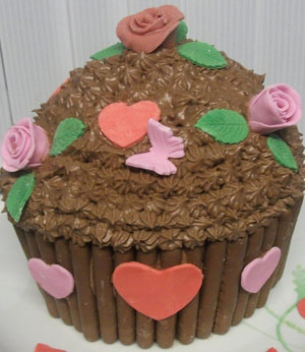 Your giant cupcakes