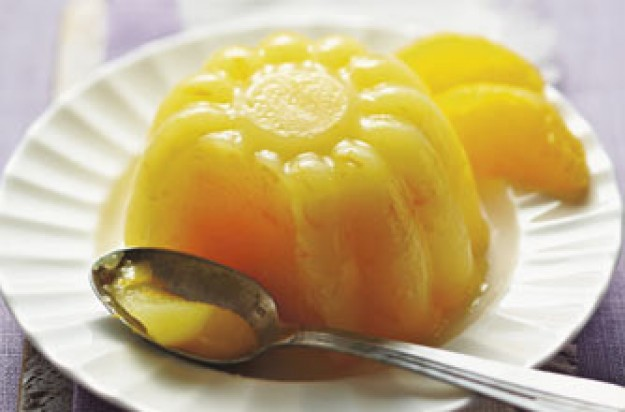 Orange Blancmange Recipe Goodtoknow