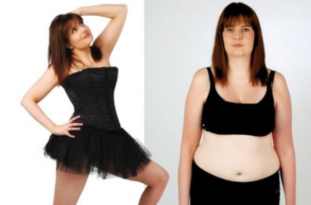 Before and after: Lisa Barton