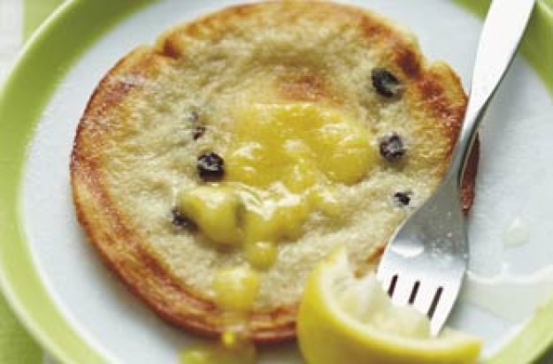 Woman's Weekly French currant pancakes