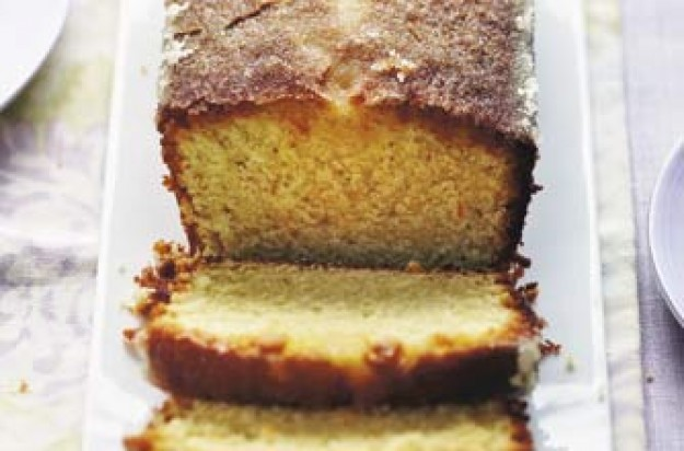 Woman's Weekly Orange drizzle cake