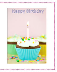 Birthday Templates For Word. Use Microsoft Office To Make Your Own Birthday  Cards Goodtoknow .  Birthday Template Word