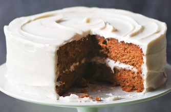 Simple Carrot Cake Recipe