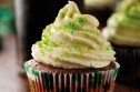 St Patrick's Day cupcakes