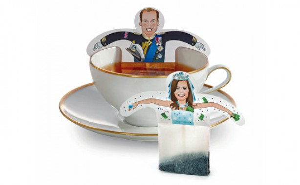 Royal Wedding tea bags