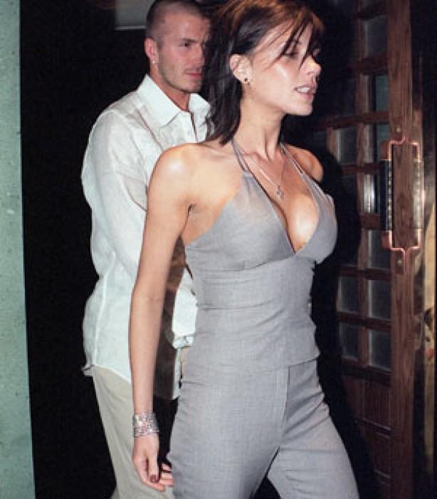 Victoria Beckham: 2001