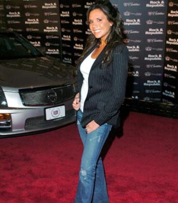 Victoria Beckham: 2004