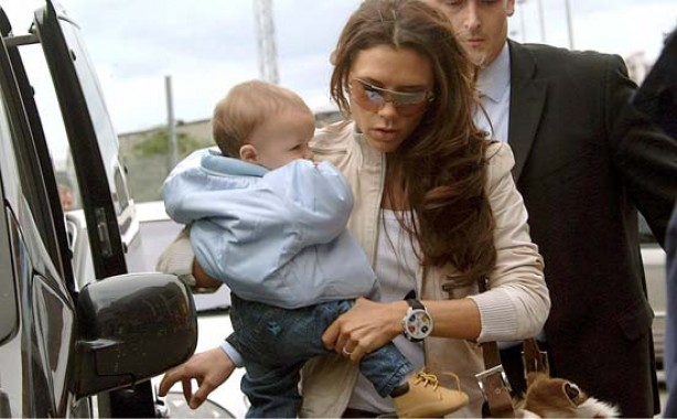 Victoria Beckham: 2003