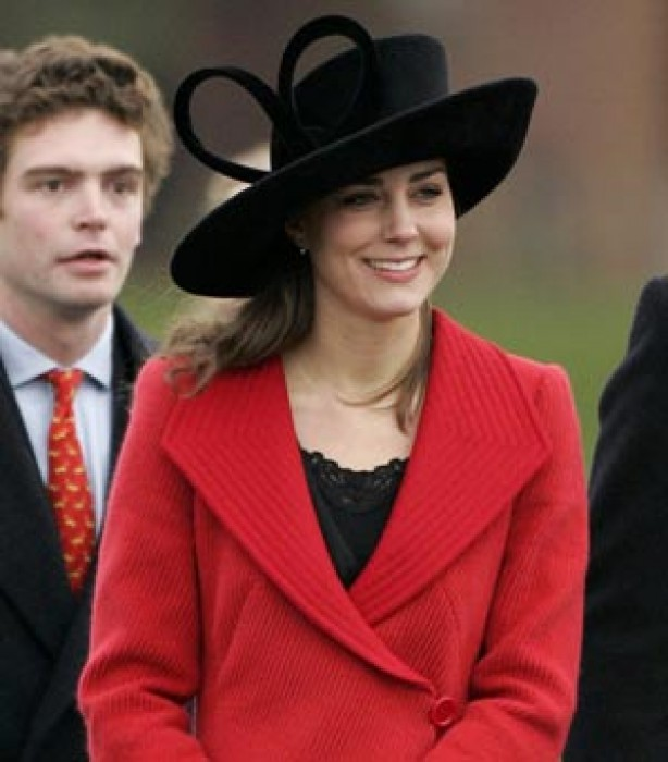 Kate Middleton: 2006