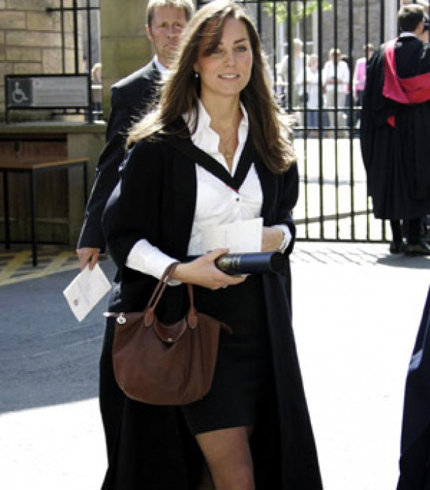Kate Middleton: 2005
