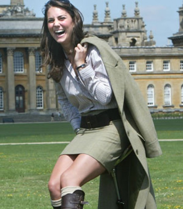 Kate Middleton: 2004