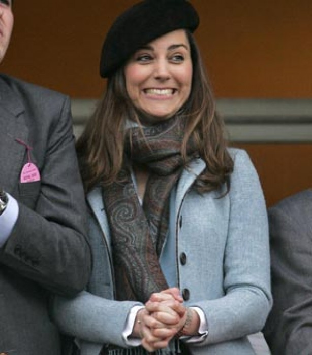 Kate Middleton: 2007