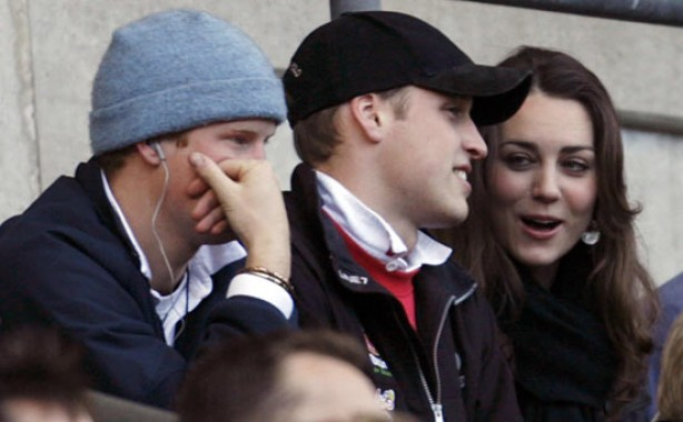 Kate Middleton: 2007