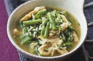 Quorn soup bowl