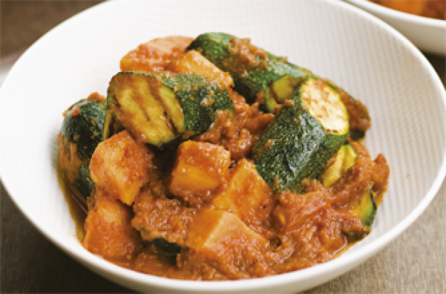 Simon Rimmer?s vegetable curry