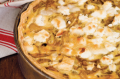 Simon Rimmer's goat's cheese and onion tart