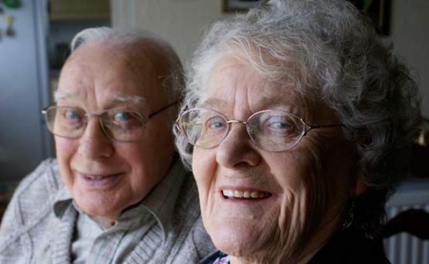 Woman's Weekly Centenary pictures: Kathleen and Cliff