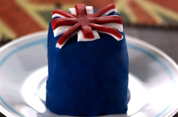 Mini royal cakes recipe