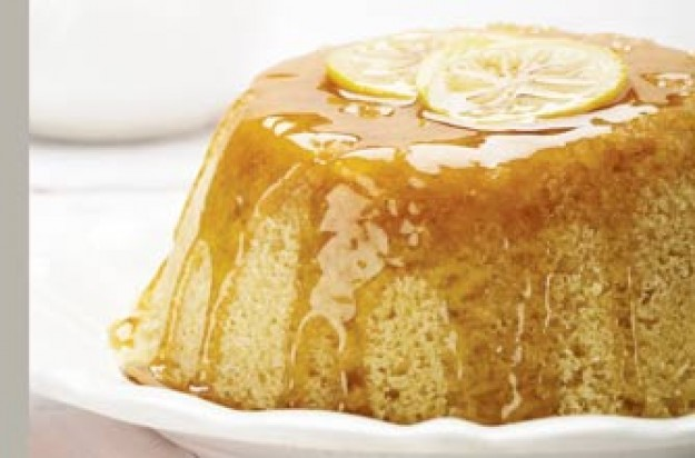 A great old fashion puddidng that is tangy and zinggy with lemon juice and sweet honey. This is an easy and cheap pudding to make and
