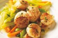 Woman's Weekly Spring scallops