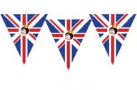 goodtoknow Royal Wedding bunting 