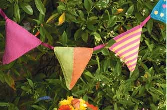 Woman's Weekly bunting