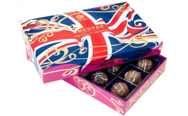 Royal Wedding chocolates