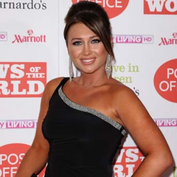 Fake tan disasters - Lauren Goodger